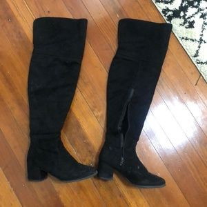 Very comfortable knee high boots